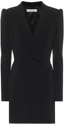 Philosophy di Lorenzo Serafini Stretch-twill minidress