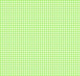 686 SheetWorld Fitted Basket Sheet - Primary Green Gingham Woven - Made In USA - 13 inches x 27 inches (33 cm x cm)