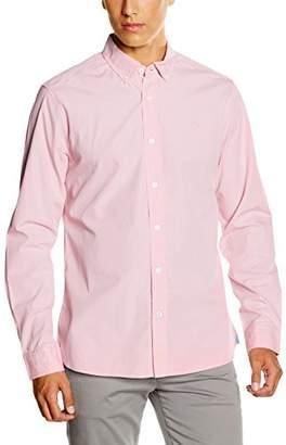 Crew Clothing Men's Sandbanks Long Sleeve Slim Fit Casual Shirt