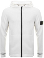 Stone Island Full Zip Hooded Jumper