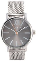 English Laundry Men's 43mm Steel Bracelet Swiss Quartz Watch El7958s236-212