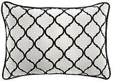 Veratex Deville Tile-Embroidered Boudoir Pillow