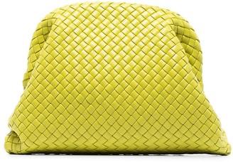 Bottega Veneta The Pouch leather clutch bag
