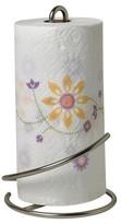 Spectrum Euro Supreme Steel Paper Towel Holder - Satin Nickel