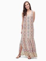 Splendid Taos Printed Maxi Dress