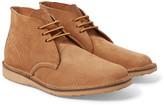 Red Wing Shoes - Weekender Rough-out Leather Chukka Boots