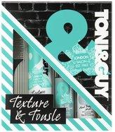 Toni & Guy Texture Tousle Collection Kit