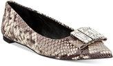 MICHAEL Michael Kors Michelle Pointed-Toe Flats