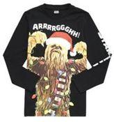 Star Wars Chewbacca Christmas Long Sleeve T-Shirt