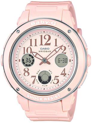 Baby-G BGA150EF-4B Duo Elegant Series Watch
