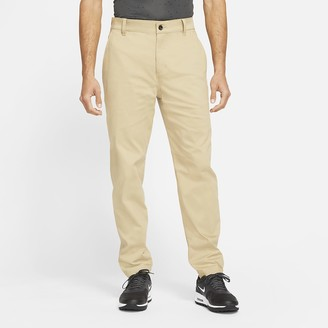Nike Men's Standard Fit Golf Chino Pants Dri-FIT UV