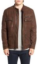 Lucky Brand Manx Leather Jacket