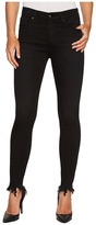 AG Adriano Goldschmied The Farrah Ankle in Black Storm Women's Casual Pants