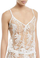 Cosabella Rosie Sheer Lace Camisole