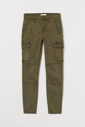 H&M Slim Fit Cargo Pants