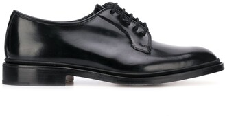 Tricker's Lace Front Derby Shoes