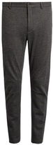 Lanvin Slim-leg Flannel Trousers