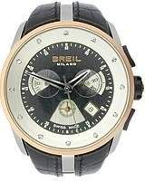 Breil Milano Women's BW0430 Milano Analog Black Dial Watch