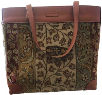 Marc Jacobs The Tag Tote Multicolour Wool Handbags
