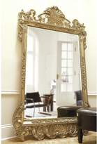Astoria Grand Rectangle Antique Silver Wall Mirror