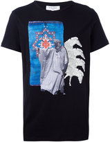 Les Benjamins graphic print T-shirt - men - Cotton - XL