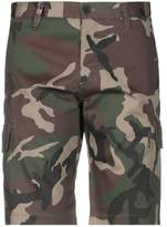 !SOLID Bermuda shorts