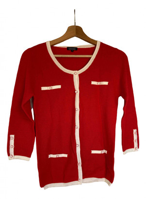 Georges Rech Red Cotton Knitwear for Women