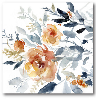 Courtside Market Wall Decor Courtside Market Flowering Branches I Gallery-Wrapped Canvas Wall Art