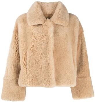 Manzoni 24 Reversible Shearling Jacket