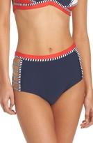 Tommy Hilfiger Women's High Waist Swim Bottoms