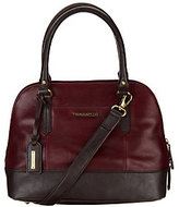 Tignanello As Is Glazed Vintage Leather RFID Domed Satchel