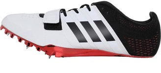 adidas Adizero Accelerator Running Spikes Footwear White/Core Black/Shock Red