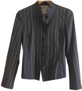 Armani Collezioni Anthracite Jacket for Women