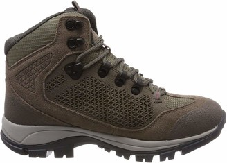 Jack Wolfskin Terrain PRO Texapore MID Women's Waterproof Hiking Boot