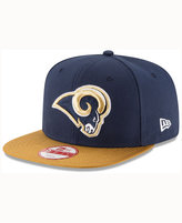 New Era Los Angeles Rams Official Sideline 9FIFTY Cap