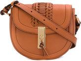 Altuzarra Ghianda saddle bag - women - Leather - One Size