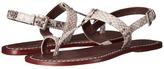 Bernardo Maverick Snake Women's Sandals