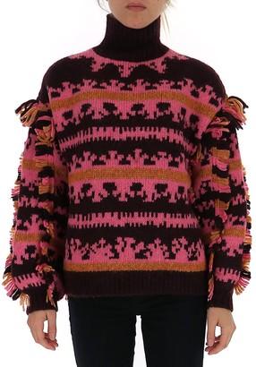 Ulla Johnson Lubina Chunky Knit Pullover