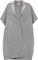 Tibi Wool and angora-blend coat