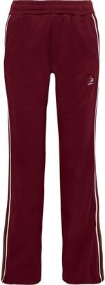 Twenty Montreal Break Away Striped Cotton-blend Mesh Track Pants