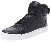 Gucci Adjustable Hi Top