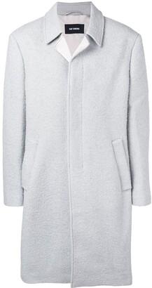 Raf Simons Oversized Single-Breasted Coat