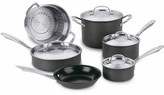 Cuisinart Green Gourmet Hard-Anodized 10 Piece Cookware Set