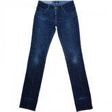 CNC Costume National Blue Cotton - elasthane Jeans for Women