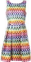 Capucci woven ribbon dress