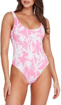 Billabong Pretty Palms One Piece Swimsuit