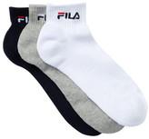 Fila Quarter Crew Socks - Pack of 3