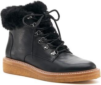 Botkier Winter Faux Fur Trim Boot