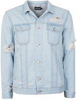 Antioch Western Denim Jacket*