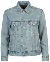 Levi's Levis Ex Boyfriend Trucker Denim Jacket